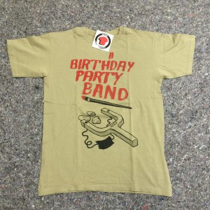 A Birthday Party Band - Pinsel und Zwille