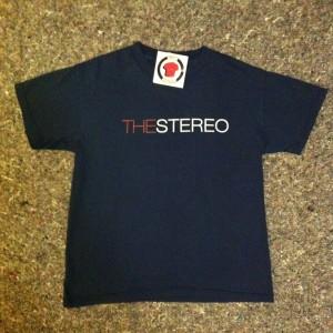 The Stereo - Schriftzug
