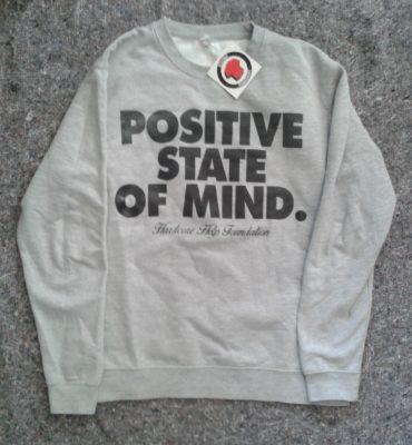 Hardcore Help Foundation - Positive State Of Mind